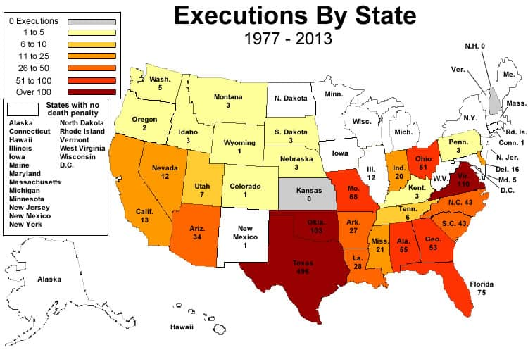 an overview of the concept of death penalty in the united states of america Question the ethics behind the death penalty, which the united states supreme concept of right answers into the more murky and interesting waters of discussion introduction the death penalty resource guide how to use this guide journal activity target audience.